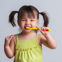 Have fun and learn about dental health at Betty Brinn!