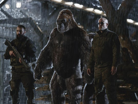 Film Review - War For the Planet of the Apes