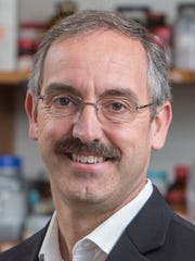 Wayne Jones, chairman and professor of chemistry, Binghamton University.
