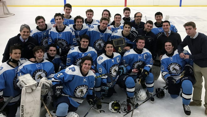 Pelham won its own tournament on Saturday with a 9-0 win over Shenendehowa.