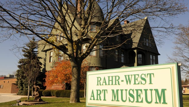 File/HTR Media The Rahr-West Art Museum in Manitowoc. The Rahr-West Art Museum in Manitowoc.