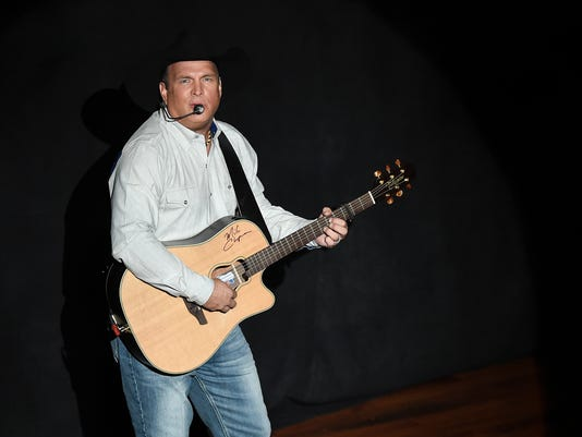 Garth Brooks at Ryman Auditorium