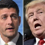 Trump: Maybe Ryan doesn't want me to win so he can run in 2020