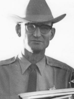 Storied Texas lawman Bill C. Cooksey served as a state trooper, sheriff of Terrell County, and taught criminal justice during  a career that spanned 47 years. He is the father of Candace Cooksey Fulton.