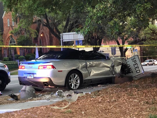 A suspect Tallahassee Police was pursuing died from