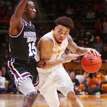 Hubbs helps Tennessee trounce Mississippi State 91-74