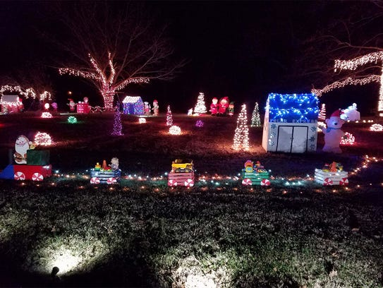 Fairview area residents are filled with the holiday