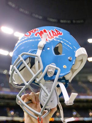 Ole Miss' kicker Nathan Noble was named one of 156 semifinalists for NFF Campbell Trophy.