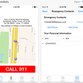 App helps find, relay location in emergency