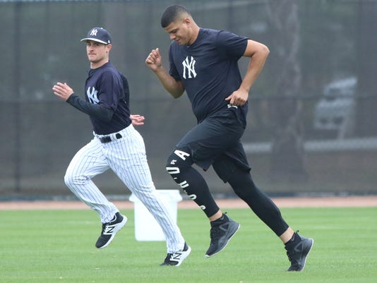 Yankees Spring Training --