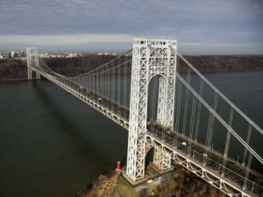 George Washington Bridge (AP Photo)
