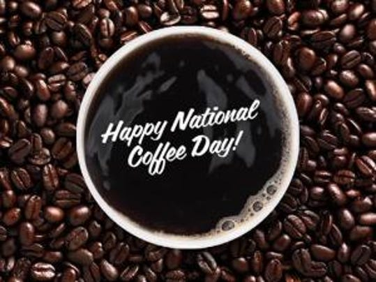 An advertisement for Dunkin' Donuts free giveaway for National Coffee Day. (Dunkin' Donuts Facebook)