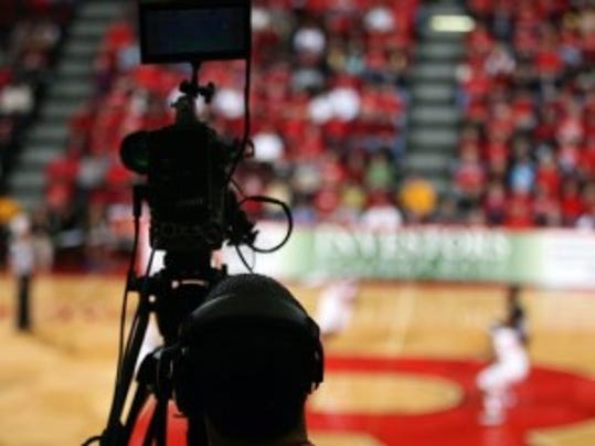 Television cameras will be around Rutgers more often starting this fall as the Big Ten Network will broadcast more games from facilities across campus as they are upgraded. (Mark Sullivan/MyCentralJersey.com)