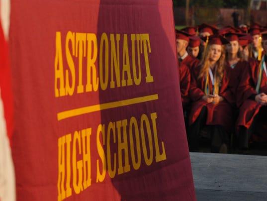 Astronaut high school
