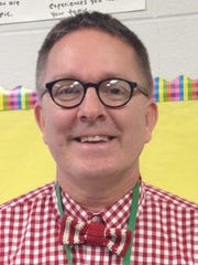 Trevor Barton is an elementary school teacher in Greenville.