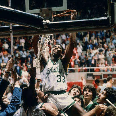 MSU's top 50 basketball players: No. 1 Earvin Johnson