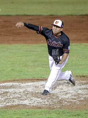 The Autospot Orioles eliminated the Yigo Astros Friday night from the Guam Major League postseason. The Orioles and will face the IT&E Rays for the title in the championship series, which starts at 7 p.m. Tuesday at Paseo Stadium.