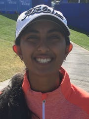 Aditi Ashok is the only player from India in the field of the ANA Inspiration this week.