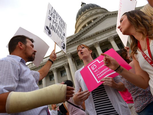 AP PLANNED PARENTHOOD AT 100 A FILE USA UT