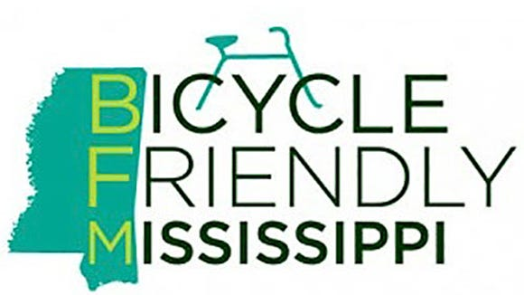 Mississippi moved up 6 spots, from 36 to 31, on the League of American Cyclists ranking of Bike Friendly states.