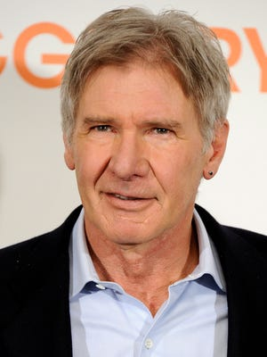 Harrison Ford will be honored at Celebrity Fight Night.