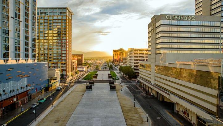 The barren center of downtown Reno finally has a future