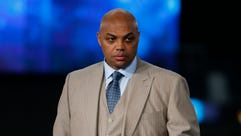 Hall of Famer and analyst Charles Barkley
