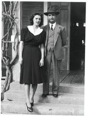 Henrietta Boggs MacGuire and future Costa Rican President