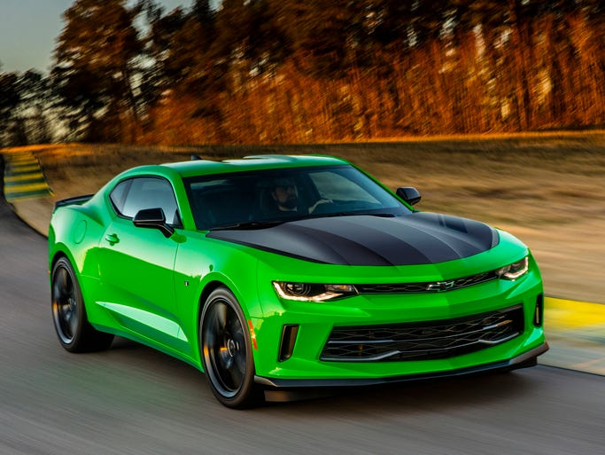 Chevrolet is showing its latest updates on five vehicles