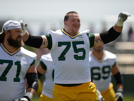 Packers right tackle Bryan Bulaga will receive a $250,000