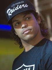 First-time actor O'Shea Jackson plays his real-life