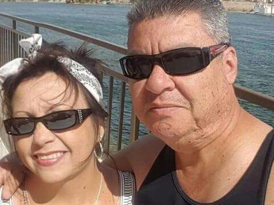 Cruz Elias Contreras, 52, and AnnaMarie Contreras