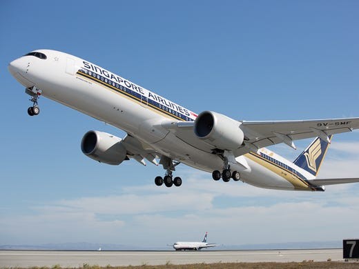 Singapore Airlines: 18-hour, 45-minute NYC flight to be world\'s longest