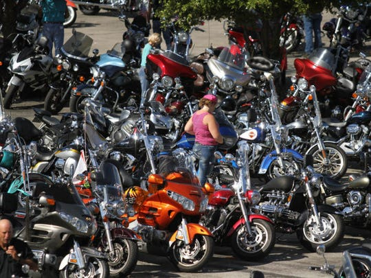 Fort Myers Bike Night is one of several motorcycle-themed events in Southwest Florida, including bike nights in Punta Gorda, Naples and Cape Coral (pictured).