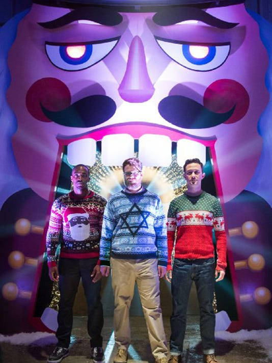 'The Night Before' movie review