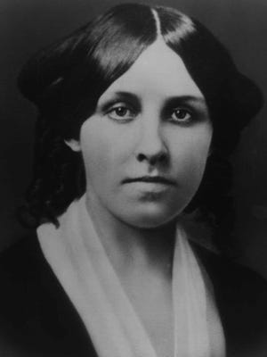 """Louisa May Alcott, whose thriller, """"A Long Fatal Love Chase,'' was recently published by Random House more than a century after it was written."""