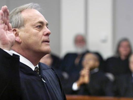 President Judge Stephen Linebaugh