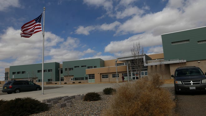 Police say a 14-year-old girl has been identified as a suspect accused of making a threat toward Tibbetts Middle School in Farmington.