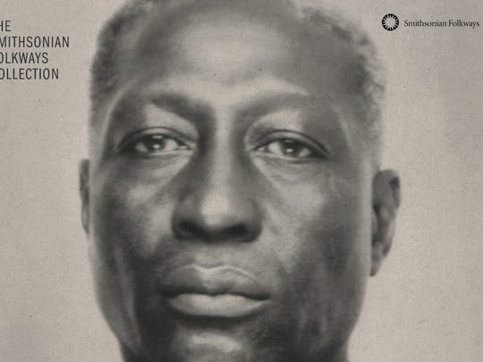 """""""Lead Belly: The Smithsonian Folkways Collection"""" is"""