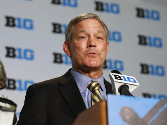 NCAA Football: Big Ten-Media Day