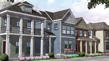 Parkside Builders is about to start construction on Walden Village, which will include 34 cottages and townhomes.