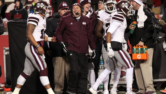 Mississippi State quarterback Dak Prescott and Fred Ross were named first-team All-SEC on Tuesday.