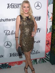 Actress Elaine Hendrix attends Variety and Women in