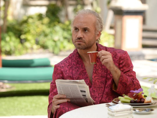 Edgar Ramirez as Gianni Versace in 'The Assassination