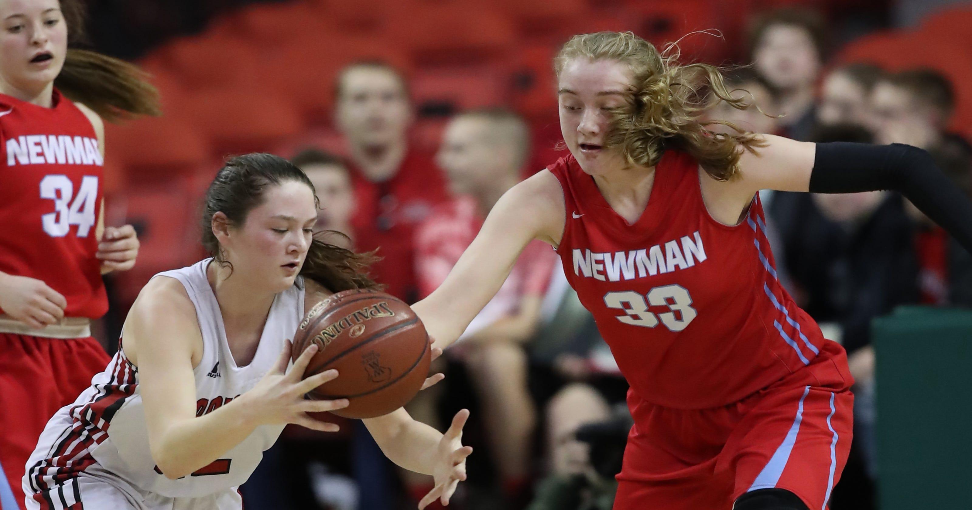 WIAA state girls basketball tournament semifinal roundup ...
