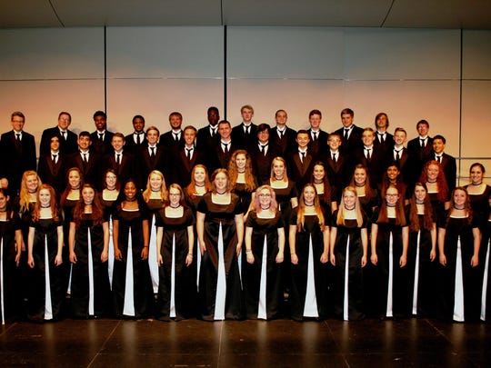 Plymouth-Canton Educational Park's Festival Singers