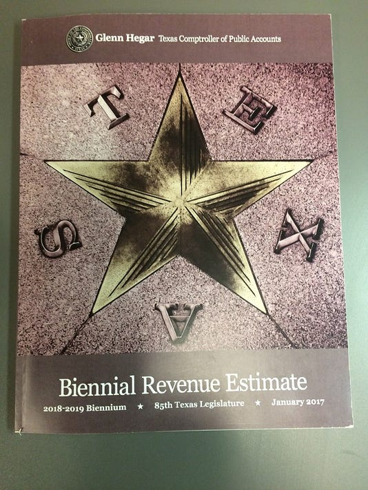 2018-19 revenue estimate
