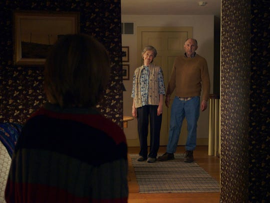 A young boy (Ed Oxenbould) is wary of his Nana (Deanna