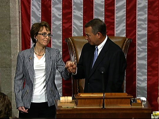 Video image provided by House Television shows Rep.