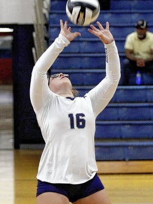 Taylor Sanzo, a junior setter who was second-team all-league and honorable mention all-district last season, is expected to be among the key performers for the Grandview Heights girls volleyball team under second-year coach Nick Rose.
